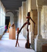 Exposició al Claustre de Sant Francesc