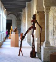 Installation at the Claustre de Sant Francesc